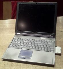 Sony Vaio PCG-R600MX (2002)